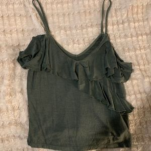 American Eagle Soft & Sexy Crop Top Tank